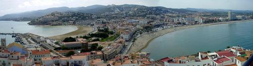 Peñiscola y playas de la Costa de Azahar