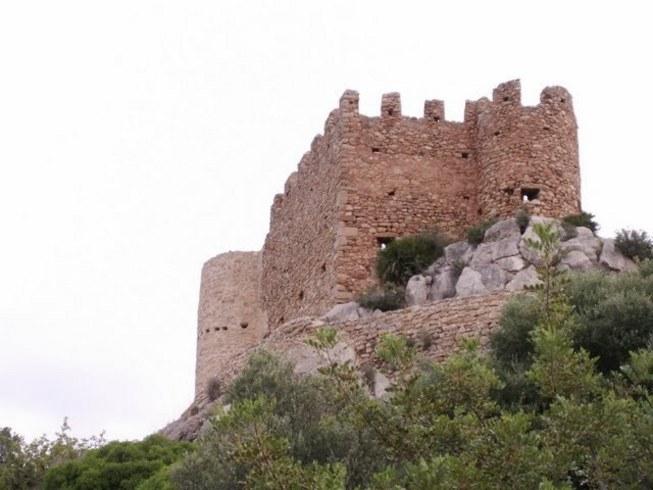 Castillo de L´Alcalatén