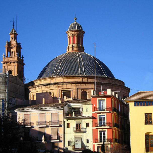 Iglesia de las Escuelas Pías en Valencia