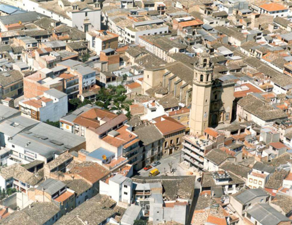 Iglesia de San Miguel Arcángel (Benigánim)