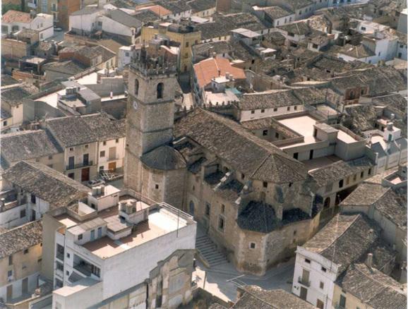Ollería.Iglesia de Santa María Magdalena.jpg  Iglesia de Santa María Magdalena