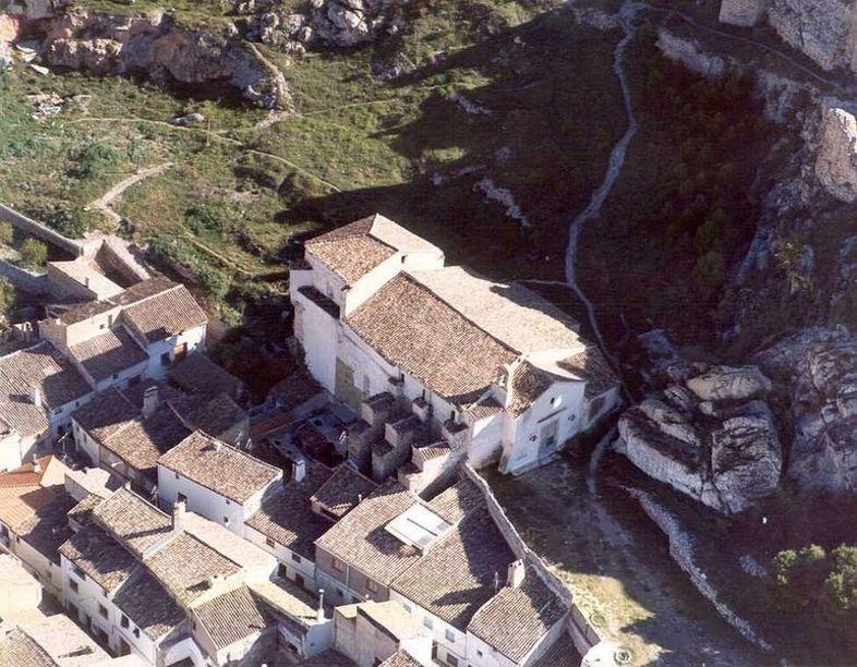 Iglesia de Santa María la Mayor, Ayora
