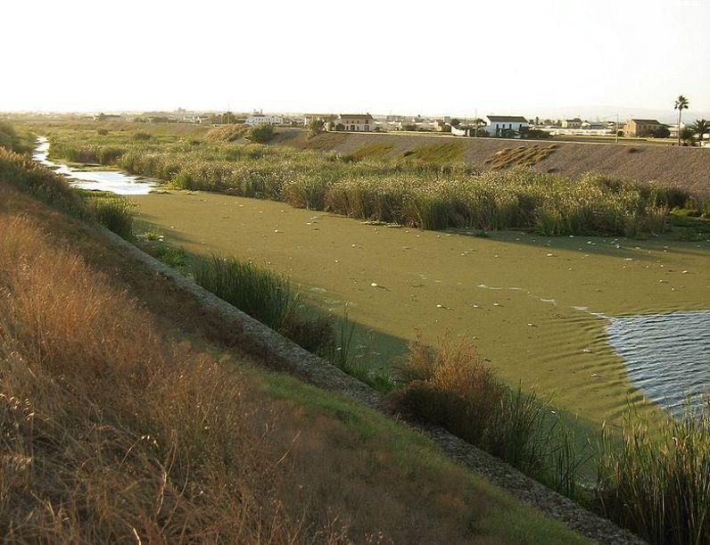 Vista del Barranco de Carraixet