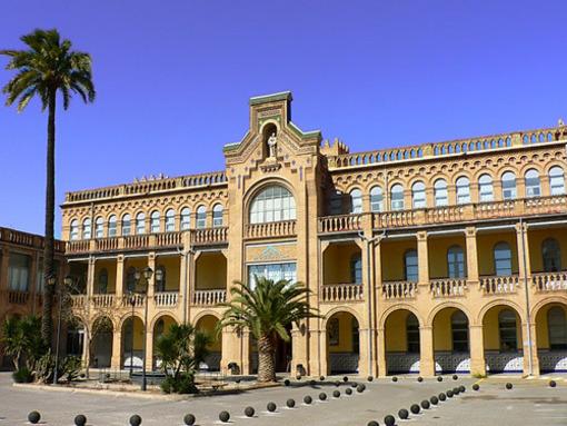Hospital asilo de San Juan de Dios