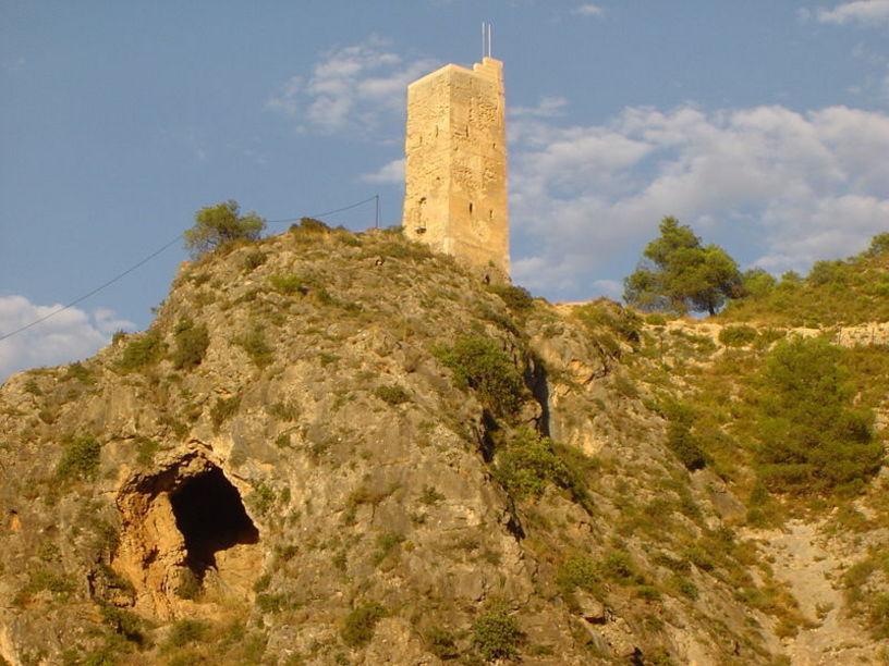 Torre de Coloms, Mogente
