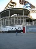 Baoleterias de el Estadio Mestalla en Valencia