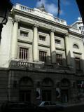 Fachada de el Teatro Principal de Valencia