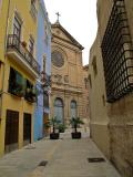 Vista del carrer de Màlaga