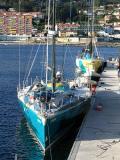 Perfils ABN AMRO VO60 i VO70 en el Port de València