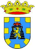 Representacion  de el escudo de Alfahuir