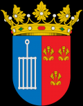 Escudo representativo de Beirredra