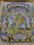 Imatge de la patrona de Benetússer