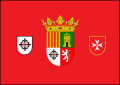 Bandera representativa de Silla