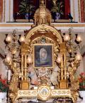 Altar de la Virgen de la Estrella