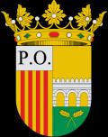 Escudo representativo de Cuartell
