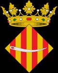 Escudo representativo de Agullet