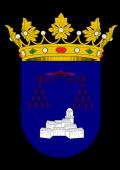 Escudo municipal  del Villar del Arzobispo