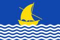 Bandera representativa d'Albalat de la Ribera