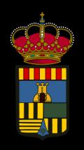 Escudo  representativo de Turis,