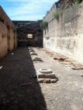 Bases de columnas del foro en Sagunto