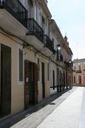 Vista de la localidad de Calles