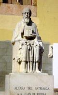 Monumento de San Juan de la Ribera en Alfara del Patriarca