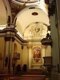 Interior de l'Església de Sant Joan Baptista