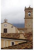 Iglesia Parroquial. Dedicada a de San Juan Bautista Siete aguas