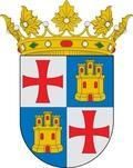 Ademúz Escudo municipal   (Valencia)