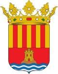 I shield heraldist of the province of viper