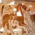 Restos encontrados del Yacimiento Arqueológico de La Serreta