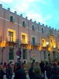 Palacio del Conde de La Granja.