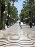 Esplanada Espanya a Alacant