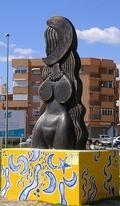Homenaje a la mujer denominado Dona Lluna