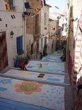 Calles del casco antiguo de Petrel