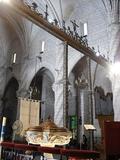Pila bautismal Iglesia Arciprestal de Santiago de Villena