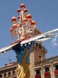 Expresiones artísticas de las Hogueras en Alicante