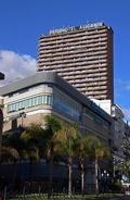 Apartotel Balcera de l'arquitecte F. Muñoz