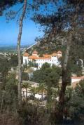 Santatorio de Fontilles en Vall Laguar