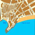 Localización del Barrio de El  Castell
