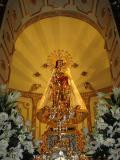 Imagen de la Virgen de los Desamparados en Orihuela