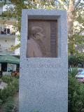 Monumento al arqueólogo Jose Maria Soler