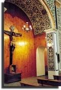 iglesia parroquial de Nuestra Señora de las Ángeles Vallanca