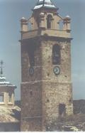 Iglesia fortaleza de Nuestra Señora de los Ángeles Castielfabib