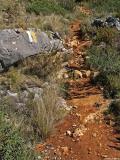 Senderismo por la Sierra Bernia
