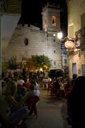 Festa acollidora en Tárbena a la capvespre