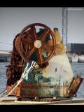 Grua del Port de Dénia