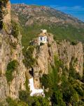 Vista del Castillo de l'Alcozaiba