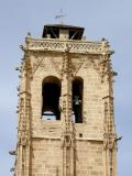 Orihuela: Torre de la Iglesia Santas Justa y Rufina