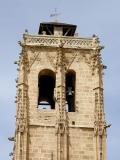 Orihuela: Torre de la Iglesia Santas Justa y Rufina